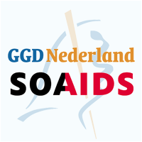 GGD Nederland logo - dMOTION | full stack development, Rotterdam