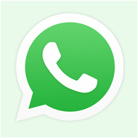 WhatsApp logo - dMOTION | full stack development, Rotterdam