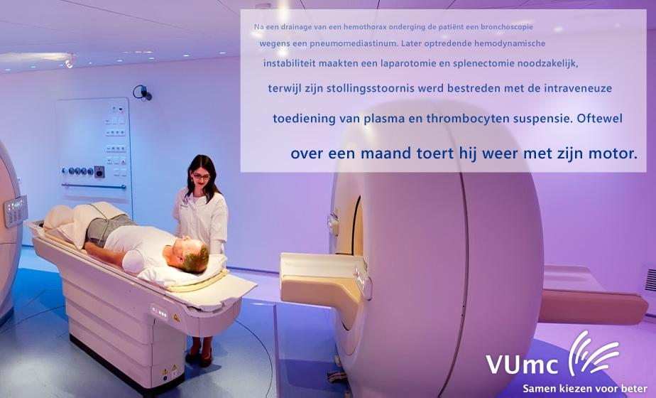 VUMC nieuwsbrief - dMOTION | full stack development, Rotterdam