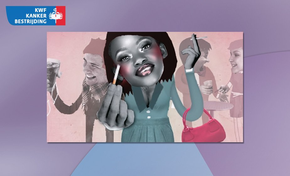 KWF Nederland interactieve video - dMOTION | full-stack development, Rotterdam