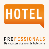 Hotel Professionals logo - dMOTION | full stack development, Rotterdam